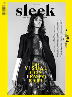 Sleek No.44 Winter 2015 - Fashion Copious