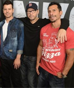 ❤Jordan Knight, Donnie Wahlberg & Danny Wood❤ <--Found another BH!!!!