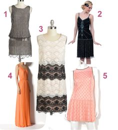 'Great Gatsby' Style: '20s-Inspired Frocks, Shoes, Jewels + More | BettyConfidential