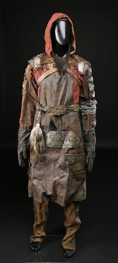 Lot # 160- Noah Auction - Soldier Costume
