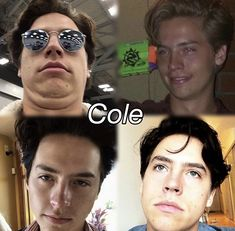 Credits to whoever made, cole Sprouse riverdale jughead