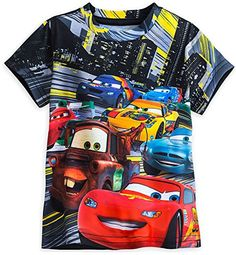 Cars Fashion Tee for Boys XXS 23T ** Click on the image for additional details.Note:It is affiliate link to Amazon.