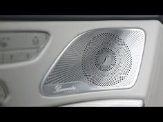 Mercedes-Benz TV: The Burmester sound experience in the new S-Class