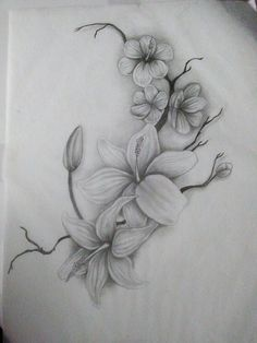50 Arm Floral Tattoo Designs for women, 2019 page 19 of 50 - Flow. - 50 Arm Floral Tattoo Designs for women, 2019 page 19 of 50 – Flower Tattoo Designs – # - Lily Tattoo Design, Floral Tattoo Design, Flower Tattoo Designs, Tattoo Designs For Women, Lily Flower Tattoos, Vine Tattoos, Body Art Tattoos, Sleeve Tattoos, Tattoos Skull