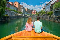 Being a truly romantic city full of beautiful views and inspiring stories, Ljubljana is a perfect place for a romantic getaway. Slovenia Ljubljana, Senses Spa, Tourism Website, Heart Of Europe, World Trade Center, City Break, Romantic Getaway, Best Location, Park City