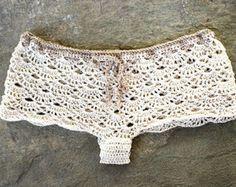 Crochet bikini swimsuit Crochet swimwear Crochet bathing by MarryG