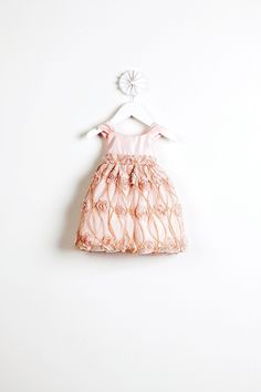 Your little one will feel like a true princess in this style, $49.99
