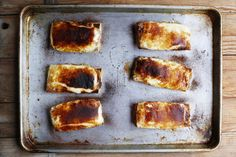 Cheese Toasts, a recipe on Food52
