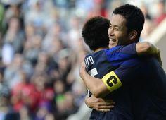 Soccer Japan Yoshida 吉田麻也