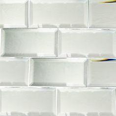 Reflection Diamond Moonstone Tile | TileBar.com