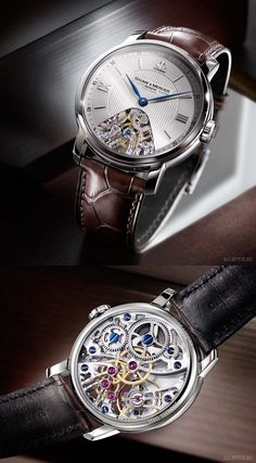 Baume et Mercier - Classima Executives Skeleton | Raddest Men's Fashion Looks On The Internet: http://www.raddestlooks.org