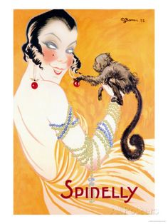 Spinelly Premium Poster