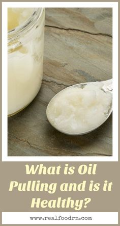 is Oil Pulling and is it Healthy? What is Oil Pulling and is it Healthy. Why swishing oil around in your mouth…What is Oil Pulling and is it Healthy. Why swishing oil around in your mouth… Coconut Oil For Teeth, Coconut Oil Pulling, What Is Oil Pulling, What Causes Tooth Decay, Remedies For Tooth Ache, Receding Gums, Oral Hygiene, Oral Health, Health Advice