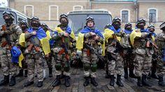 Наша мета - мир! І якщо є найменша можливість досягнути миру без крові, ми це зробимо. На теренах всієї України!