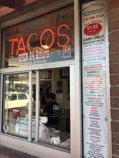 29 best things to do in Dallas - The Sweet Wanderlust Eat at Fuel City Tacos thesweetwanderlust.com