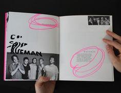 sketcheshere: Fat Possum Artist Booklet by Elizabeth McMann