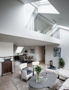 Un loft classiquement gris