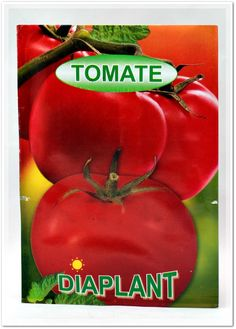 Seminte tomate DIAPLANT. Vegetables, Tomatoes, Vegetable Recipes, Veggies