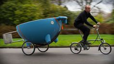 You can rent a hot tub and get it delivered by bike | Grist