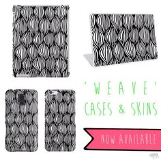 "NOW AVAILABLE 'Weave' cases and skins or iPhones Samsung Galaxy phones iPads MacBooks and PC laptops. ""Girl hold my weave!"" #art #illustration #graphicdesign #drawing #doodle #digital #design #iphone #ipad #laptop #macbook #apple #skins #redbubble #smallbiz #smallbusiness #craftsposure #online #shop #weave #print #pattern #monochrome #blackandwhite #instagood #instadaily #redbubbleartist #redbubblecreate by sleepingtigersco"