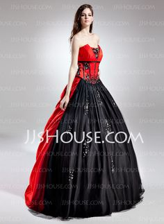 Ball-Gown Scalloped Neck Sweep Train Tulle Charmeuse Quinceanera Dress With Beading Appliques Lace Sequins Cheap Quinceanera Dresses, Prom Dresses, Formal Dresses, Unique Dresses, Pretty Dresses, Beaded Lace, Lace Beading, Masquerade Dresses, Cute Costumes