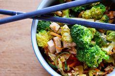 Sauté tofu with veggies | A Cozinha da Ovelha Negra