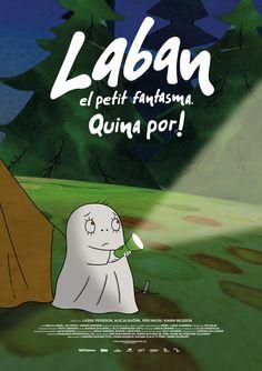 DVD Laban El Petit Fantasma - Infantil