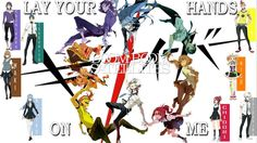 Kiznaiver Opening - Boom Boom Satellites - LAY YOUR HANDS ON ME (Full ve...