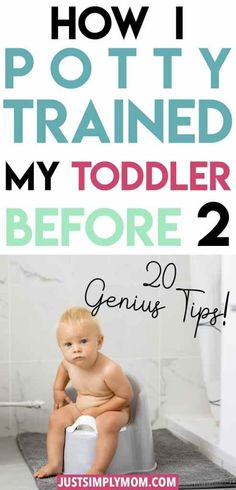 23 Tips for Potty Training Your Toddler BEFORE 2 Years Old - Just Simply Mom - Easy toddler activities - Conseils pour Parents Toddler Learning, Toddler Activities, Family Activities, Learning Activities, Toddler Potty Training, Boy Potty Training Tips, Training Meme, Potty Training Rewards, Training Classes