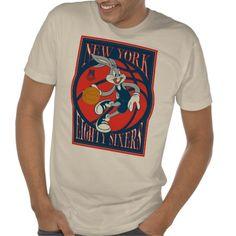 Bugs Bunny New York 86ers Tee Shirts $9.95
