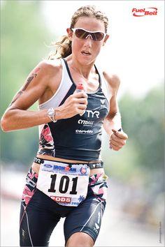 Chrissy Wellington - one of the world's most impressive female athletes.