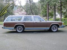 '87 Ford Crown Victoria Country Squire LX