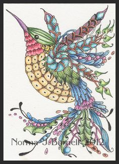 Fairy Tangles - website with amazing artwork.