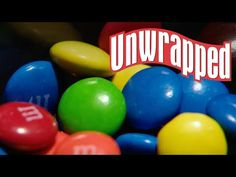 (89) How M&Ms Are Made (from Unwrapped) | Food Network - YouTube