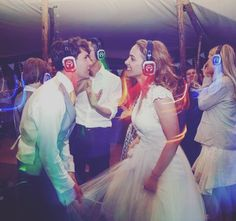 And finally this week...something a little different!  With over 10 years experience in the entertainment & events industry Light Up Silent Disco is sweeping the Wedding & Party scene! Party in style with our LED light up headphones & 3 channels packed full of music to dance to!     #WeddingDJ #WeddingDJs #AliveNetwork #Wedding #Weddings #WeddingParty #WeddingReception #WeddingDay #WeddingEntertainment #WeddingInspiration #WeddingMusic #WeddingIdeas #WeddingPlanner #BrideToBe #Engaged…