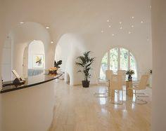 Earth House Estate Lättenstrasse in Dietikon, Schweiz von Vetsch Architektur Homesthetics luxuriöse Wohn-Zimmer