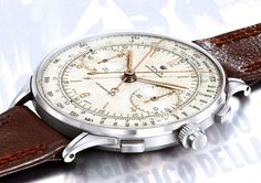 1942 Rolex Split Second Chronograph.  Sure wish I had $1.16M to spend on a…
