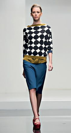 Liviana Conti - Collezione Primavera-Estate 2013 - 010