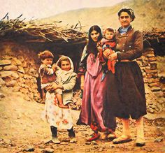 """kurdish family in kurdistan"" by Adam Asar 