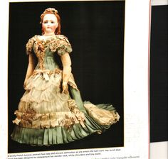 Charles Frederick Worth poupee french fashion doll