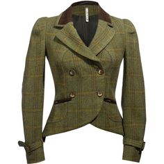 Equestrian details infuse a chic, double-breasted blazer tailored with faux suede at the collar, welt pockets and quilted elbow patches. Very nice!