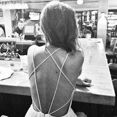 criss cross dress 26