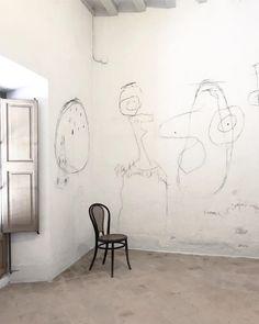 """just-good-design: """"Fundación Joan Miro. Mallorca Photo: @lottaagatoninteriors """""""