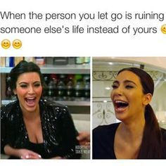 When you're the one that got away: | 29 Kim Kardashian Memes That Are Too Damn Real