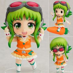AmiAmi [Character & Hobby Shop] | Nendoroid - Virtual Vocalist Megpoid GUMI(Released)