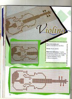 Ponto Oitinho: violino