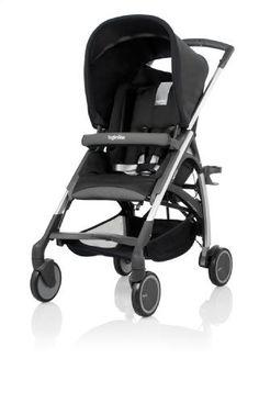 [+]  Inglesina Avio Stroller, Black (Discontinued by Manufacturer) by Inglesina