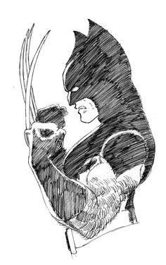 Wolverine by John Romita, Jr.