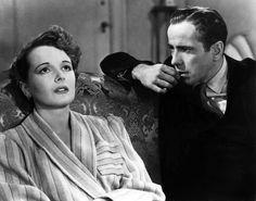 The Maltese Falcon--Mary Astor, Humphrey Bogart
