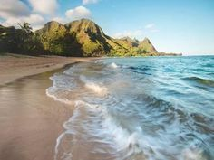 Hawaii Seascape Photographic Print by M Swiet Productions at Art.com